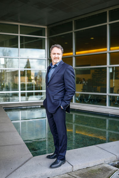 How Lee Milligan Is Bridging The Technological Divide At