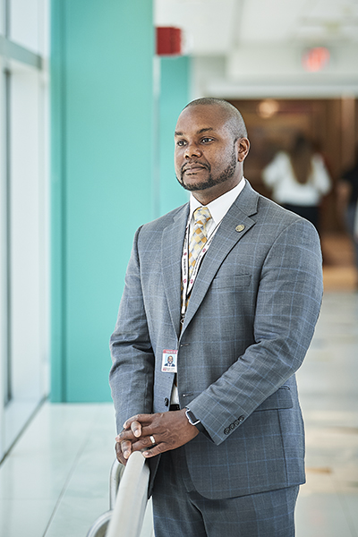 Dwight McBee Focuses on the Details at Temple University Health System