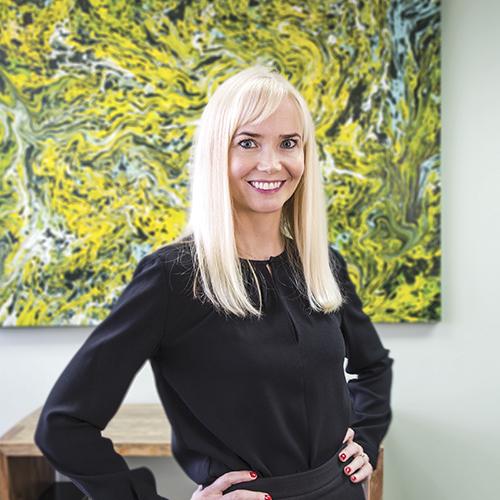 Alexandra MacDonald Finity